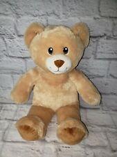 "Build a Bear Workshop BAB Tan 15"" Teddy Bear Plush"