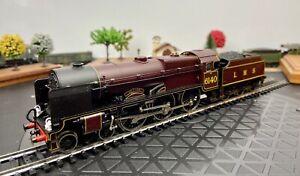 Rivarossi H0/HO - 1350 - 'HECTOR' - LMS 6140 - 4-6-0 Steam Locomotive