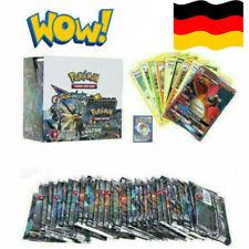 Pokemon 324 Stück GX TCG Booster Box SUN & MOON EVOLUTIONS Kunst Sammelkarten DE