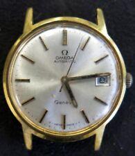 Vintage Omega 1971 Geneve Automatic Men's Wristwatch Ω565 Ref #166.070