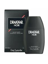 DRAKKAR  NOIR  GUY LAROCHE  EAU DE TOILETTE 100 ml  SPRAY NEUF
