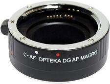 Opteka 25mm AF Macro Extension for Canon EOS 90D 80D 77D 60D 50D 40D 30D 20D