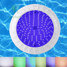 New Resin injected led swimming pool lights 18W 12V RGB multi-color CE RoHs IP68