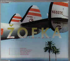 Zofka-Tu Ne Laimes Pas cd maxi single 5 tracks Eurodance Switzerland