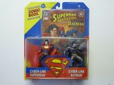 Superman Man of Steel (Blister) - Cyber-Link Superman & Batman
