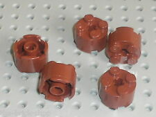 LEGO RedBrown round bricks 3941 / set 7041 4856 10210 7199 6253 4751 7785 7029