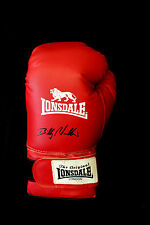 New Billy Walker Signed 14oz Lonsdale Boxing Glove