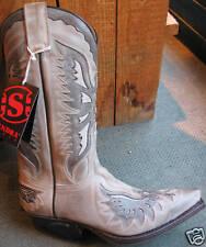 8994 Sendra boots western gris souris **promo à saisir*