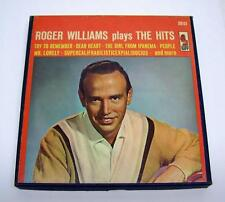 Roger Williams Plays The Hits Reel To Reel Tape 7 1/2 IPS