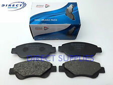 CITROËN C1 1.2 VTi 82  ALLIED NIPPON FRONT BRAKE PADS FITS PEUGEOT TOYOTA