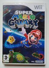 Super Mario Galaxy 2007 Nintendo Wii