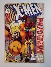 X-Men: Phalanx Covenant #36 NM (Marvel,1994) Sabertooth Generation Next Pt 2!