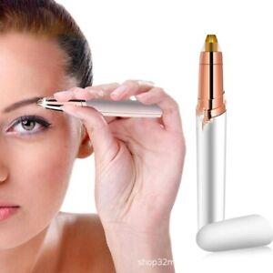 Eyebrow Epilator Maquiagem Profissional Eye Brow Trimmer and Shaper