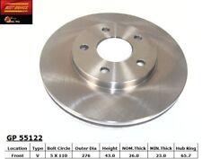 Disc Brake Rotor fits 2006-2008 Chevrolet HHR  BEST BRAKES USA