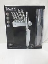 Baccarat Id3 Arashi 7 Piece Knife Block
