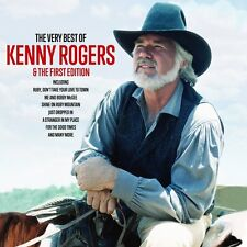 Kenny Rogers & First Edition - The Very Best Of (3CD 2016) NEW/SEALED