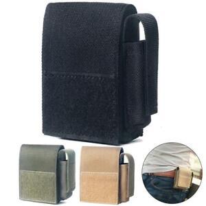 1000D Tactical Molle Pouch Outdoor Bag Case Waist Belt Wallet Cigarette Carrier