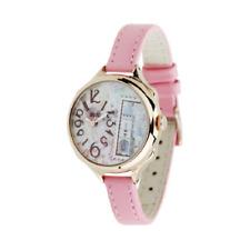 Orologio MINI WATCH 3D ref. MN983 Donna cassa rame pelle rosa