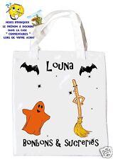 sac halloween shopping sac à bonbons sac à cadeaux  réf 17