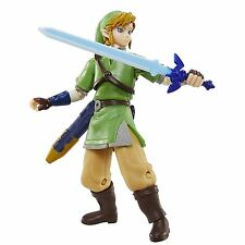 The Legend of Zelda world of nintendo figurine action figure Link 10 cm new