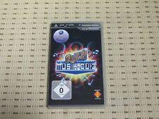 Buzz Das Ultimative Musik-Quiz für Sony PSP *OVP*