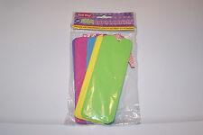 New 20 Foam Book Markers Project School Teacher Art Kids Craft Free Shipp! Bcr