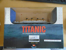 "TITANIC Claytown Collection 1/1136"" Scale 1998 Diecast Unsinkable Ship of Dreams"