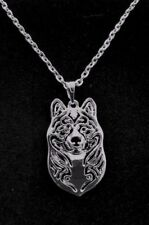 Akita Dog Cute necklace 18""