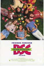 THE BABY-SITTERS CLUB Movie POSTER 27x40 B Schuyler Fisk Bre Blair Rachael Leigh