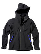 Mercedes Benz Black Softshell Jacket Size SMALL **NEW** B66954793