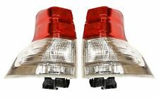 Pair Of Rear L.E.D Tail Lamps LH+RH For Toyota Land cruiser 3.0 Colorado/Prado