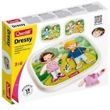 Puzzle Dressy Baby Vestiti Magnetici Giocattolo per Bambini Gioco Educativo