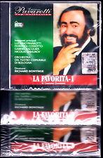 LA FAVORITA (G. Donizetti) - Luciano PAVAROTTI Opera completa 3 CD Sigillato