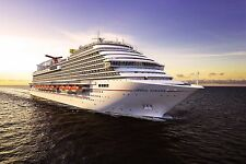 Carnival Cruise Ship HORIZON POSTER 24 X 36 Inches Looks beautiful