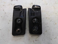 Mazda MX5 MK1 MK2 Roof Latches Catches Locaters with Bolts (pair)