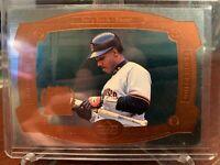 1999 Upper Deck Immaculate Perception Double Barry Bonds 151/1000