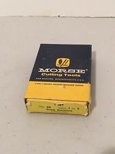 Vintage Morse Screw Extractor Set #62 in original box. Nice Set