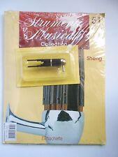 MINIATURE SHENG - STRUMENTI MUSICALI  COLLECTION HACHETTEn.51