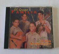 El Grupo Familia El Futuro y La Cultura Puertorriquena CD #316