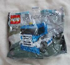 2 x 2 - Lego--30033- Weiß Octagonale Platte