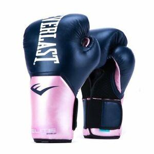 Everlast Boxing Training Glove with Evershield & Evercool Technology 12oz