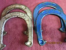 4 Vintage Royal Horseshoes Game Pitching Shoes Royal St Pierre Worcester Ma