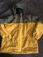 Great Boys Adidas Zip Up Jacket, Age 9/10!!