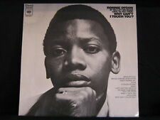 Ronnie Dyson. (If You Let Me Make Love To You Then) Why Can't I Touch You. 1970.