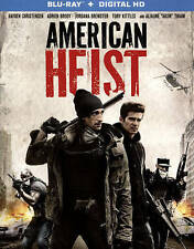 American Heist [Blu-ray + Digital HD] DVD, Akon, Jordana Brewster, Adrien Brody,