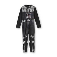 NWT Men's DARTH VADER Union Jumpsuit sz M Pajamas STAR WARS Union Suit Costume