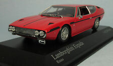 MINICHAMPS 1970 Lamborghini Espada (Red) 1/43 Scale Diecast Model NEW, RARE!