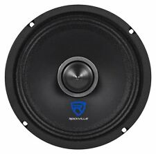 "Rockville RXM64 6.5"" 150w 4 Ohm Mid-Bass Driver Car Audio Speaker Mid-Range"