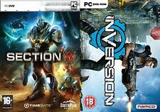 section 8 & inversion  new&sealed
