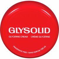 Glysolid Skin Balm Body and Hand Glycerin Cream 100ml 3.38oz